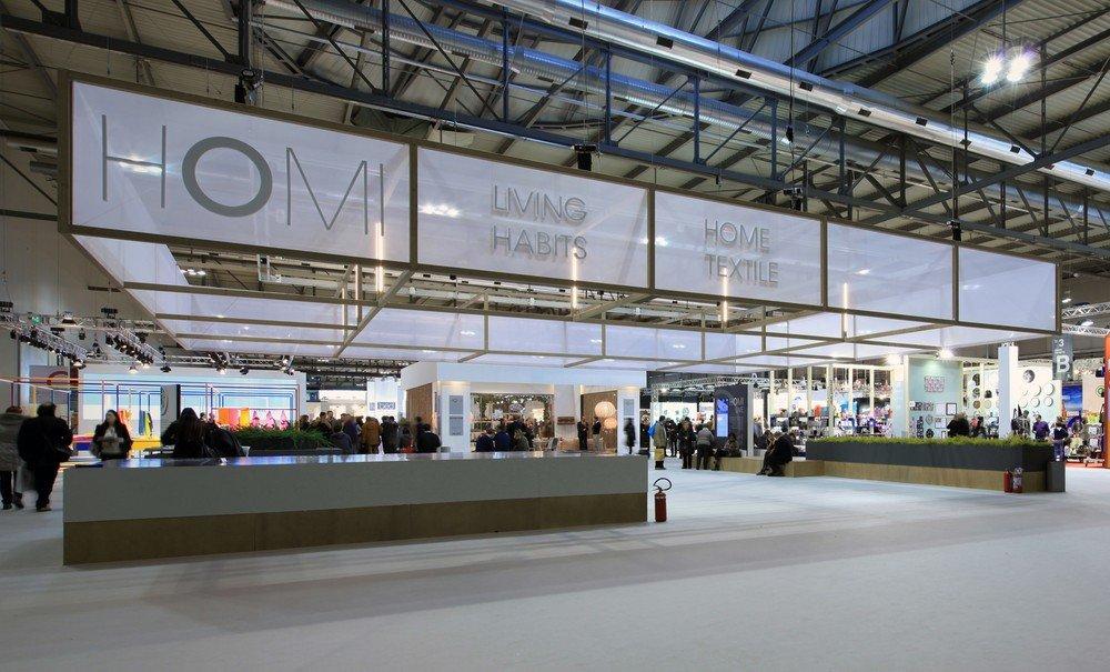 Homi fiera milano 2017 tutte le info per gennaio hotel for Design milano fiera