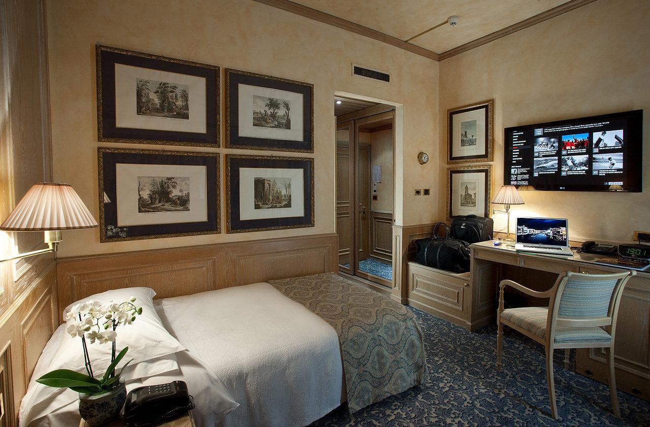 Superior Single Room Hotel De La Ville