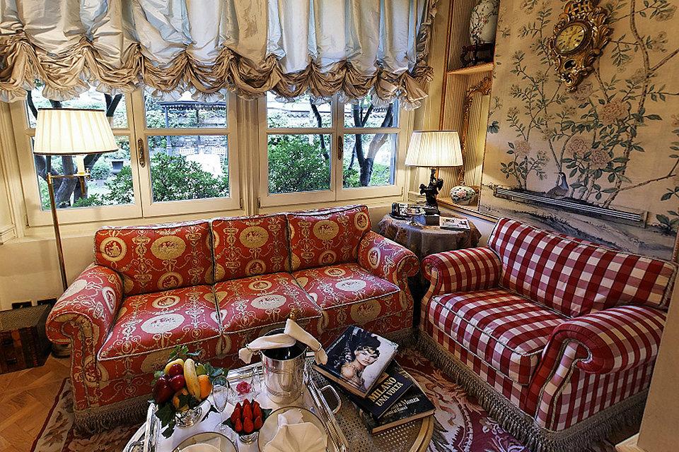 Suite - La veranda