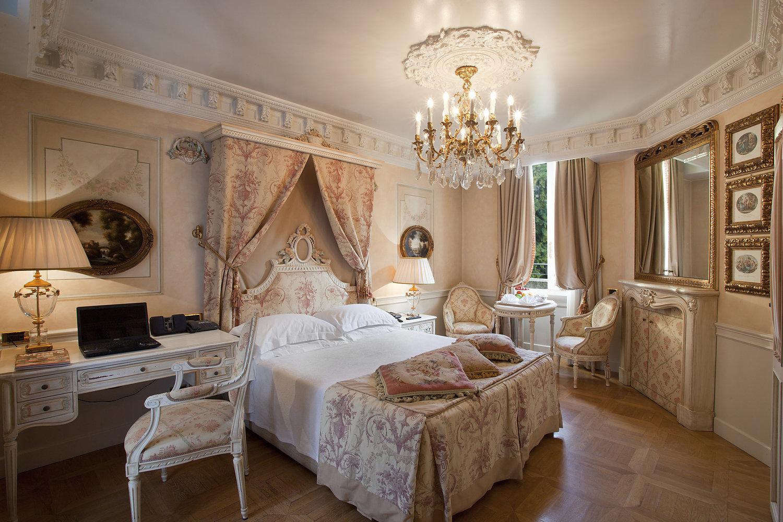 Deluxe Room Hotel De La Ville