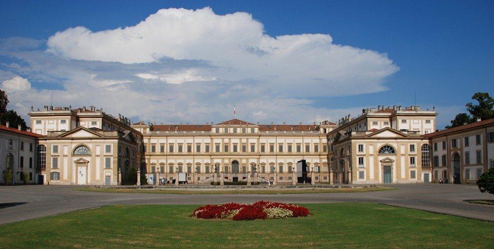 Monza Perfect location