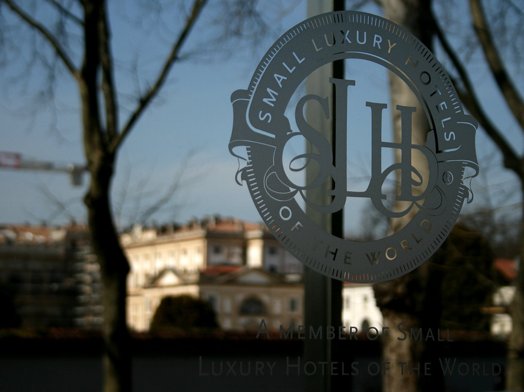 a member of Small Luxury Hotels