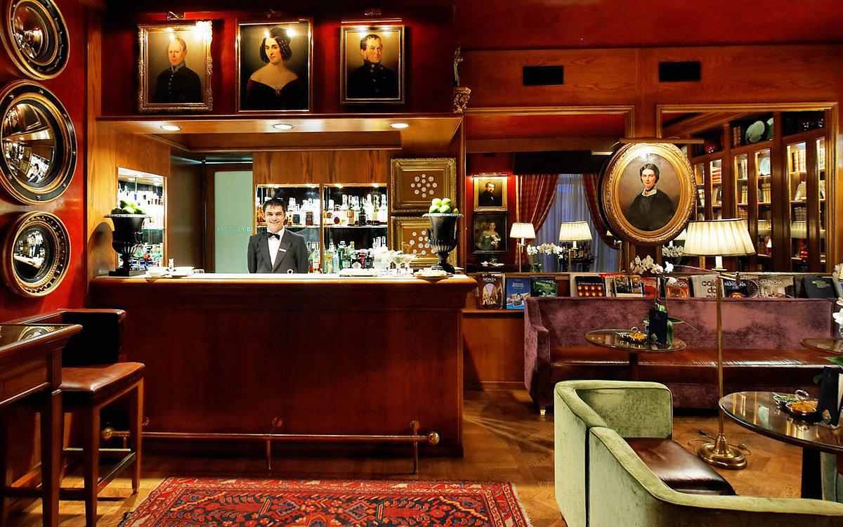 galleria American Bar