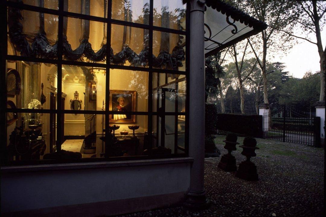 La lussuosa dépendance dell'Hotel de la Ville Monza