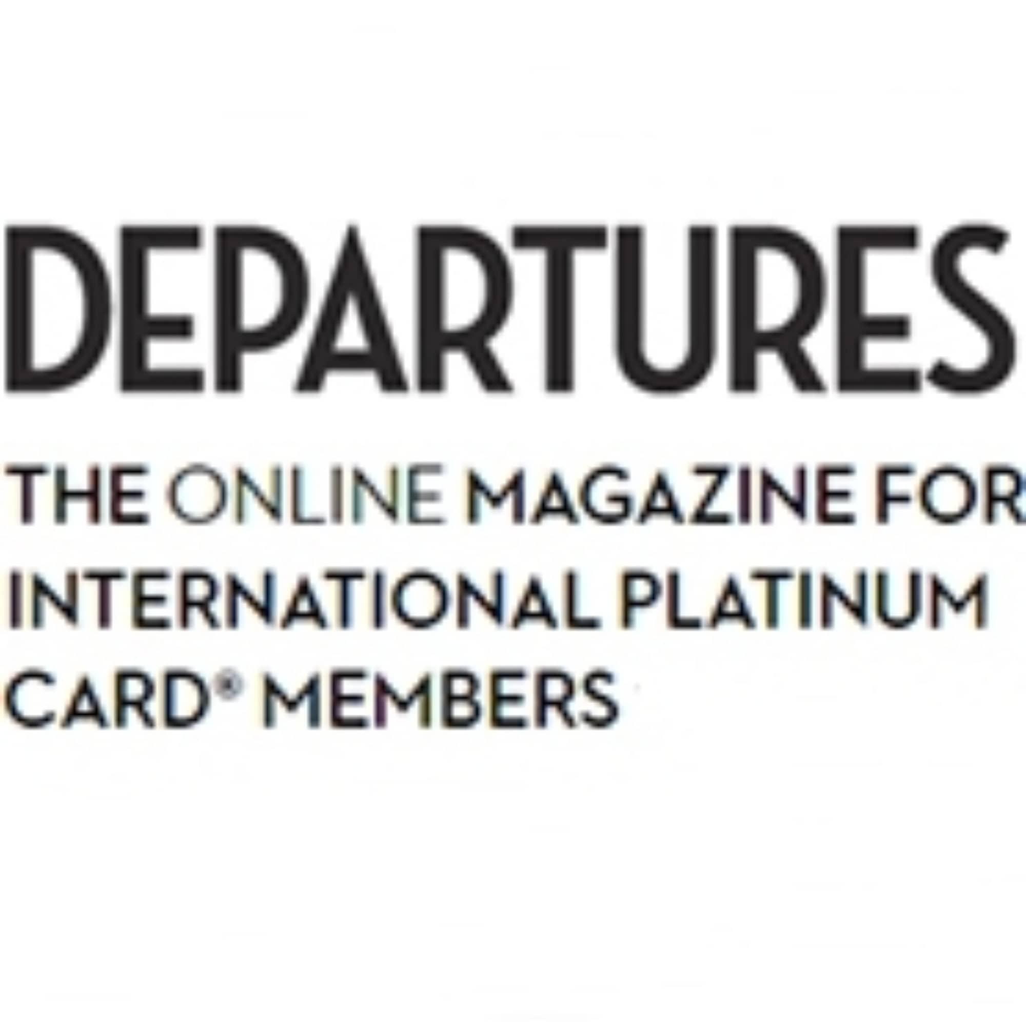 Hotel de la Ville Monza su Departures Magazine