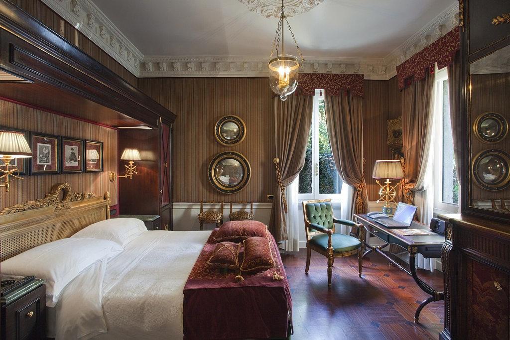Hotel a Monza, Hotel de la Ville Monza, 4 stelle lusso