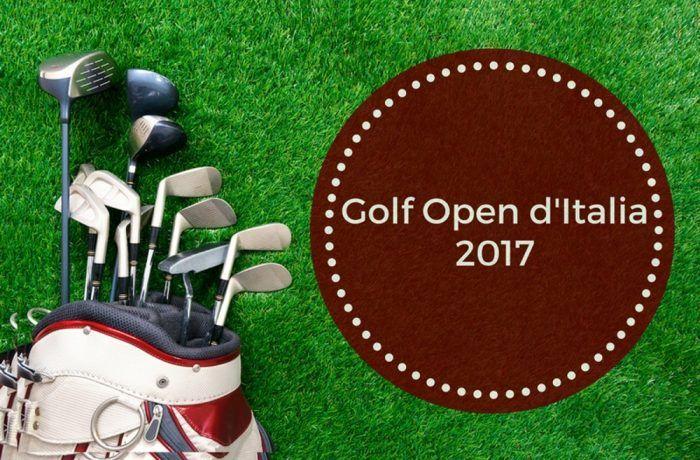 golf open italia 2017