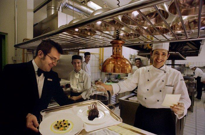 Fabio Silva, executive chef dell'Hotel de la Ville Monza