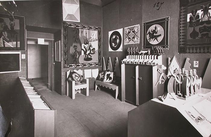 Una delle prime biennali a Monza, il design prima del design