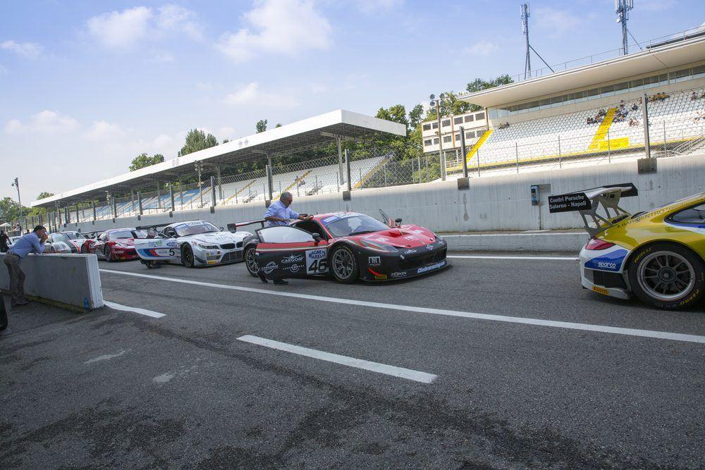Vedovati Corse Monza Ronde