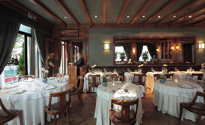 Il ristorante Derby Grill di Monza tra i Tables de la Collection di Alain Ducasse