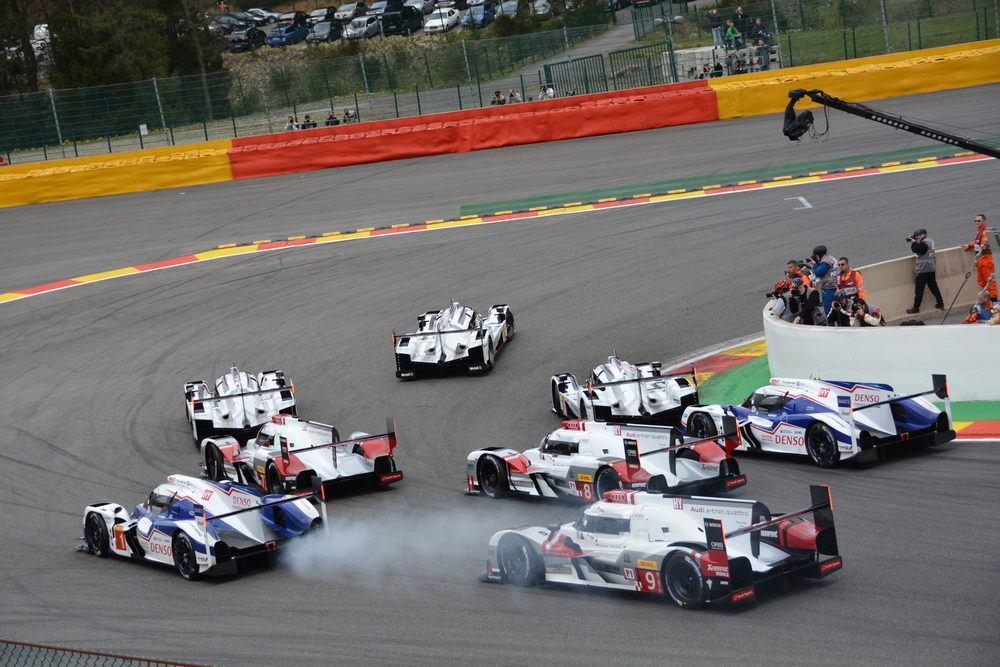 World Endurance Championship Monza