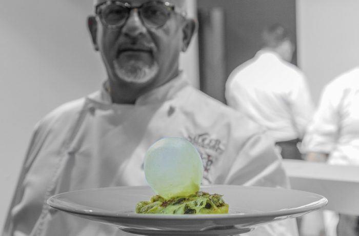 Anche lo chef stellato Claudio Sadler a GourmArte 2016