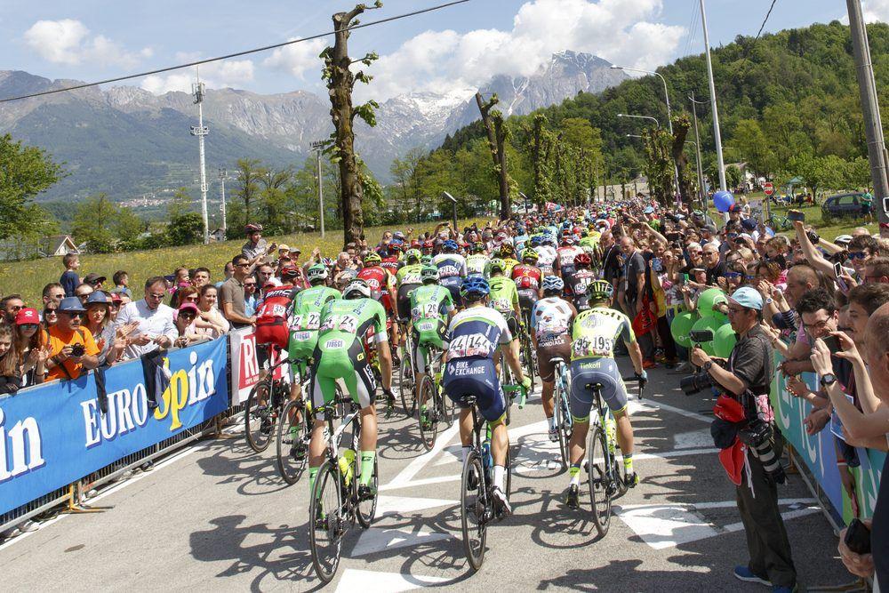 Giro d Italia Monza
