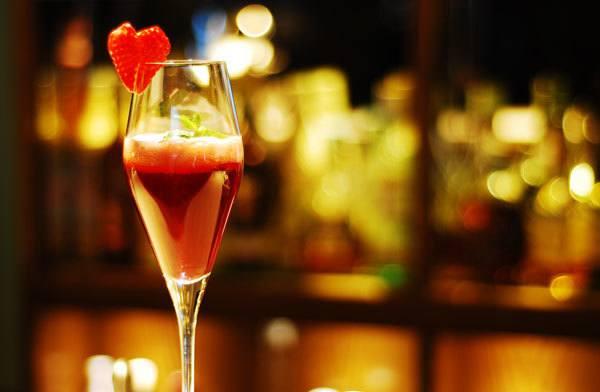 Per aprire il San Valentino a Monza, un cocktail pieno di... passione!
