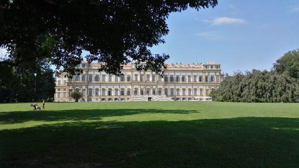 Una location unica per la visita del Papa a Monza, il parco della Villa Reale