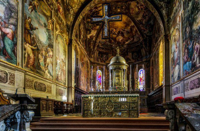 Duomo di Monza curiosità