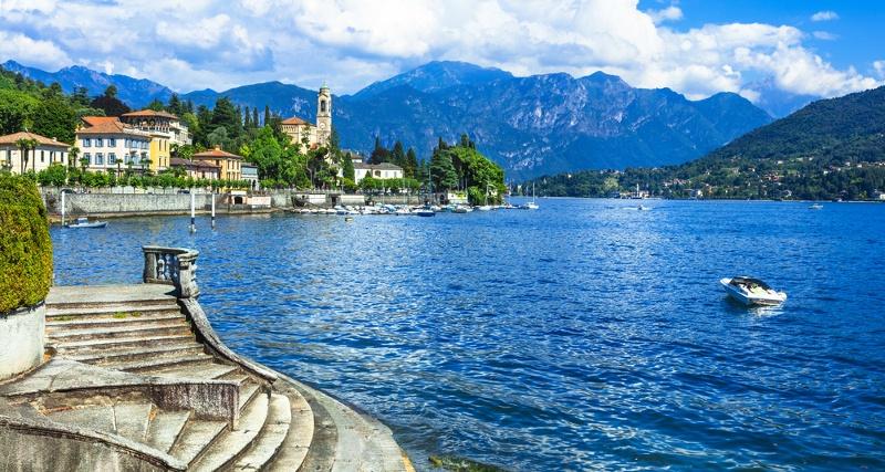 Hotel de la Ville: il 4 stelle lusso vicino al lago di Como.