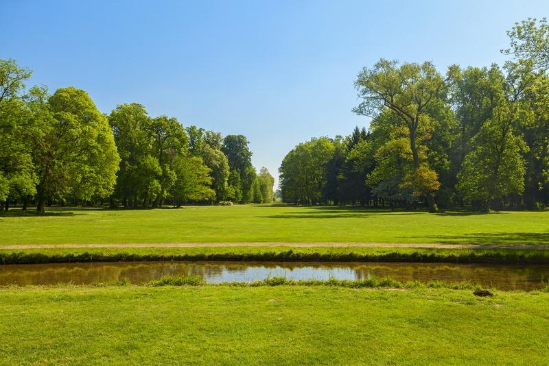 Parco di Monza: la Versailles italiana.