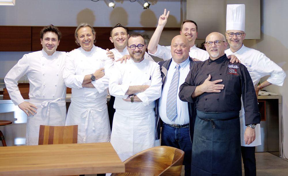 9 chef uniti per beneficenza: torna la Mensa di solidarietà a Cantù.