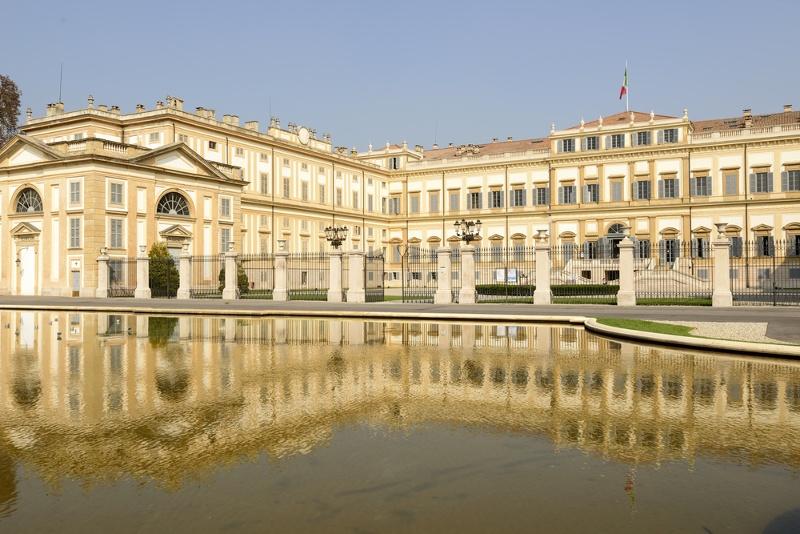 villa reale monza storia