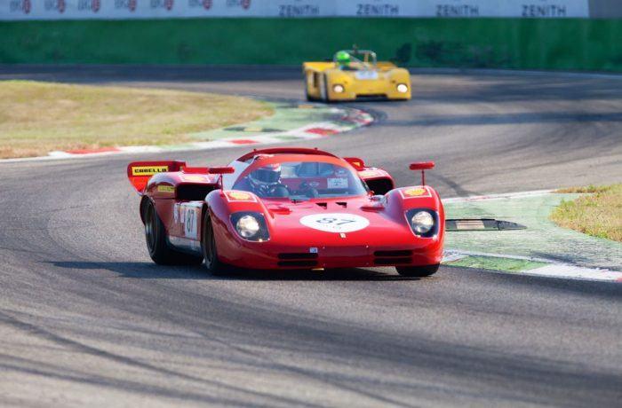 1970 Ferrari 512 S al Monza Historic
