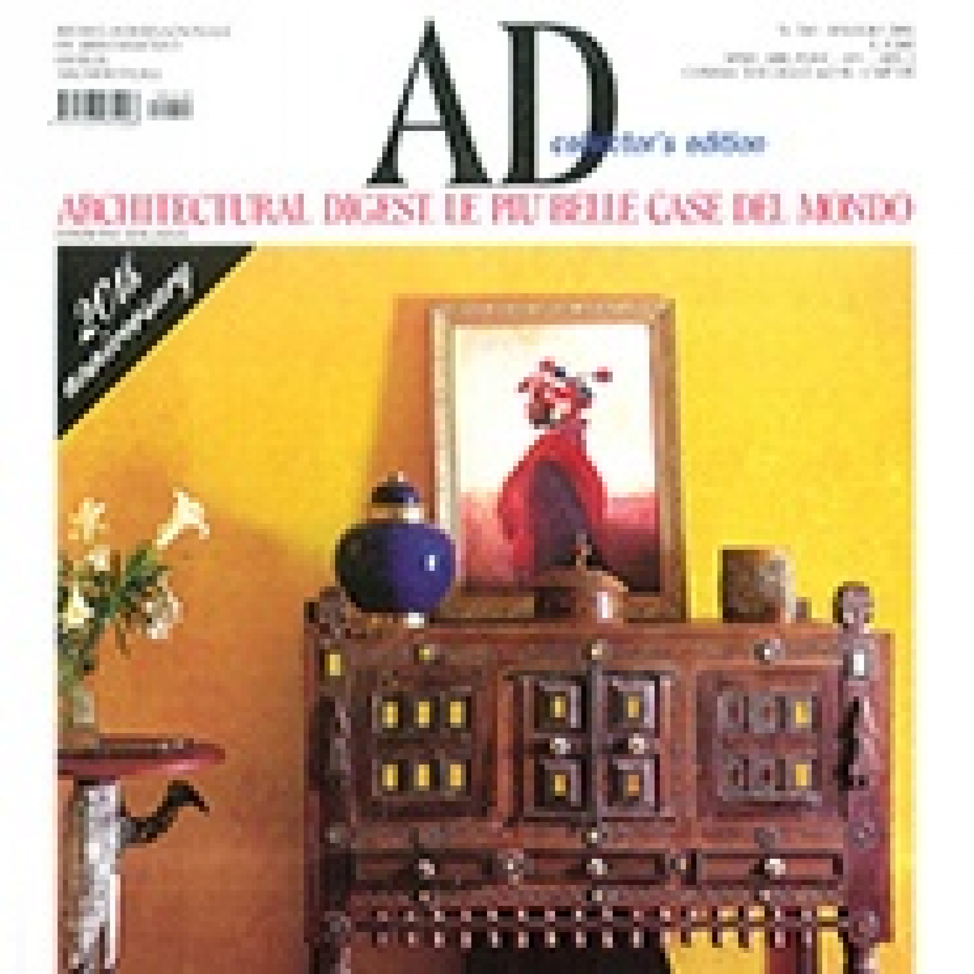 AD - Architectural Digest. Le case più belle del mondo