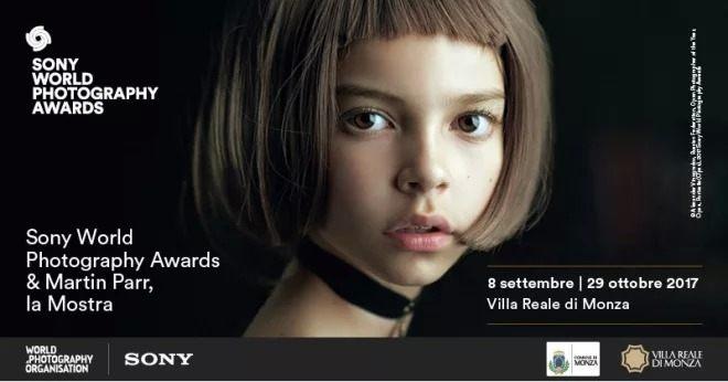 Dall'8 settembre al 29 ottobre il Sony World Photography Awards alla Villa Reale di Monza