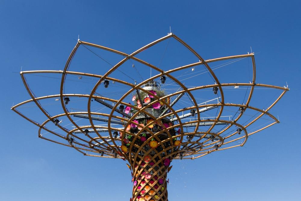 Quante sorprese ci riserva l'area dell'Expo di Milano?