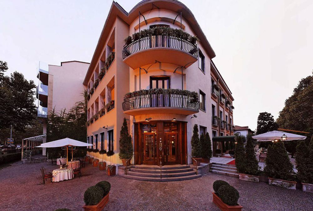 Hotel de la Ville: luxury for families in the heart of Monza!