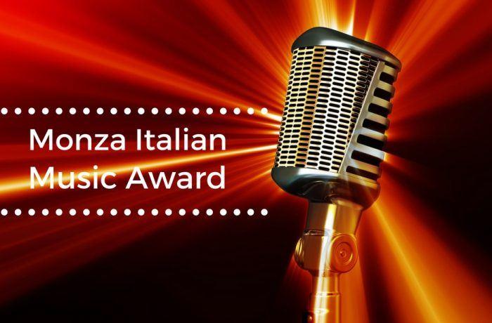 monza italian music award