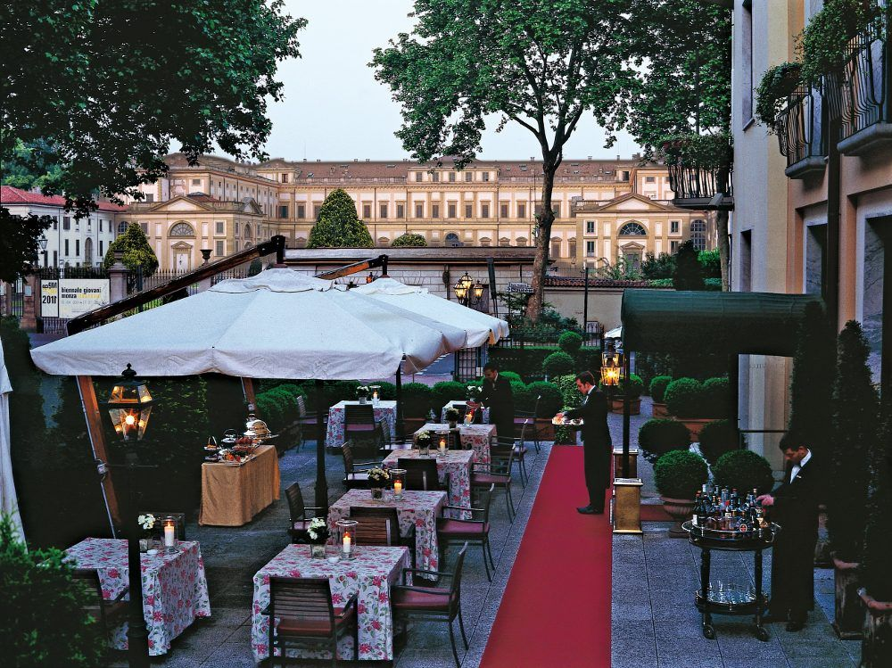 monza italin music award hotel de la ville