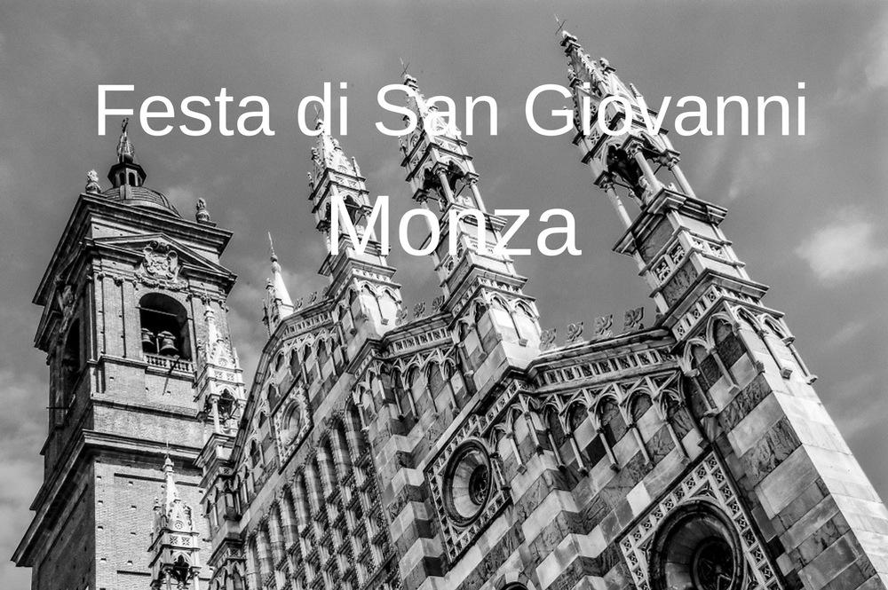 Festa di San Giovanni: Monza celebra il suo santo protettore!