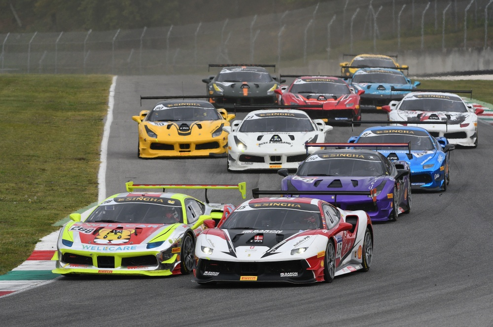 Ferrari Challenge 2018: all the useful information!