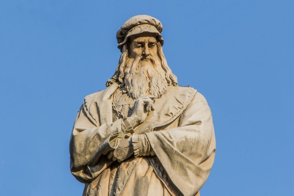 Leonardo da Vinci's anniversary: an opportunity to celebrate the genius.