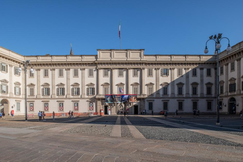 mostra guggenheim milano palazzo reale