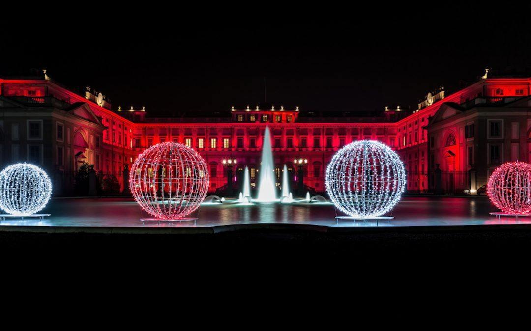 Natale 2019: festeggialo nell'hotel 4 stelle più bello di Monza!