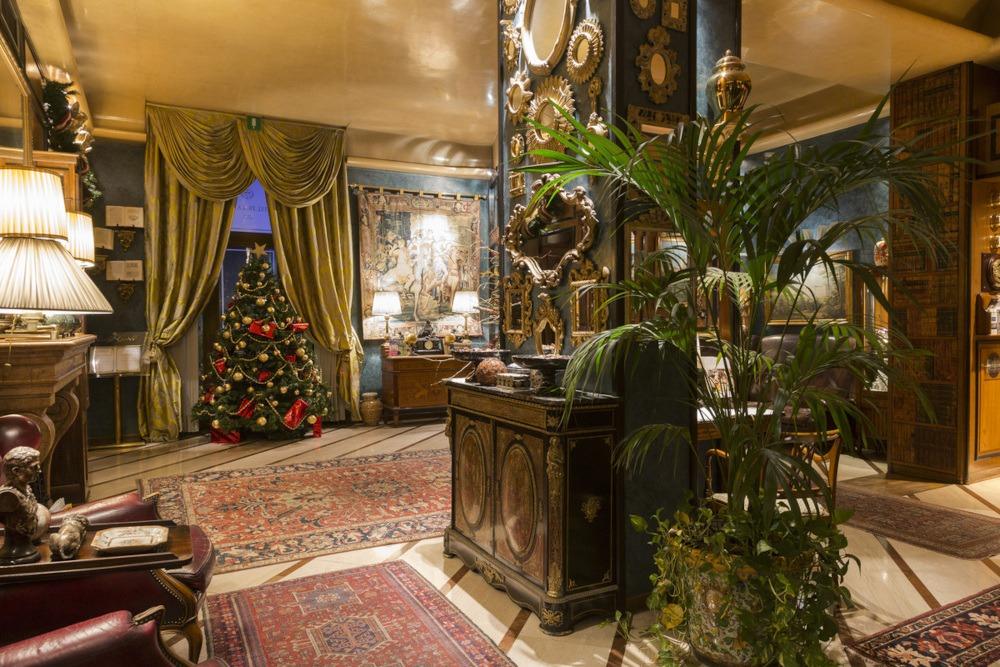 Un Natale 2020 da sogno, insieme a Hotel de la Ville di Monza!